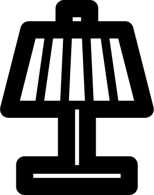 Table Lamp free icon