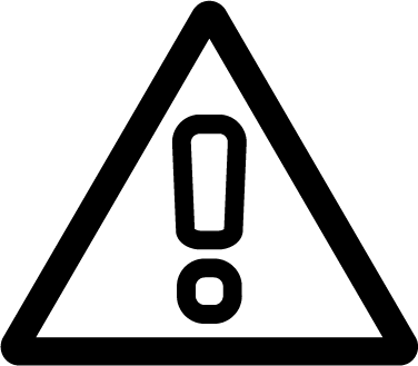 Warning Sign free icon