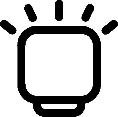 Bulb free icon