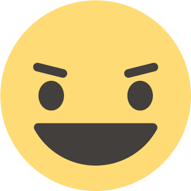 Evil free icon