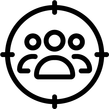 Target Market free icon