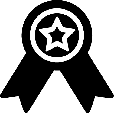 Quality icon - medal, award, winner, quality, certification