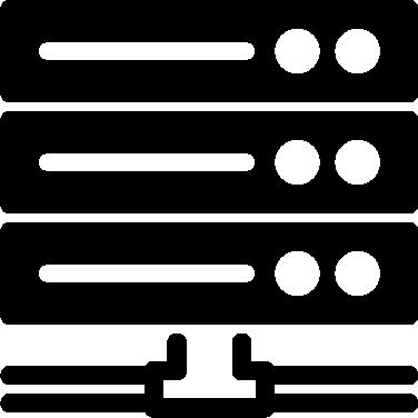 Server free icon