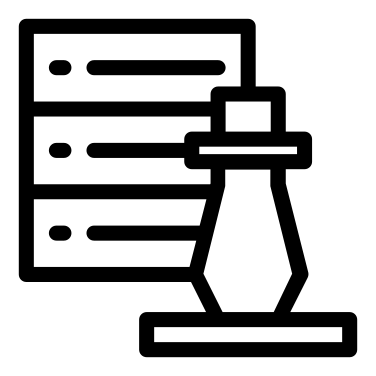 Digital server