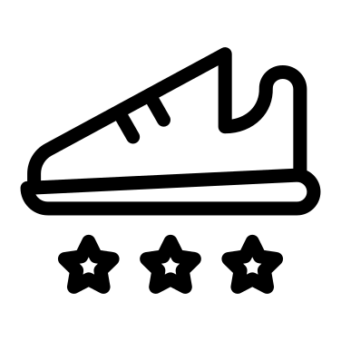 sport shoe free icon
