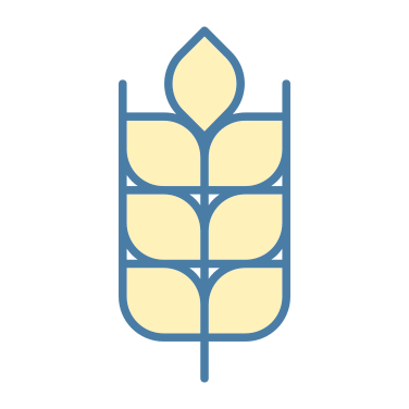wheat free icon