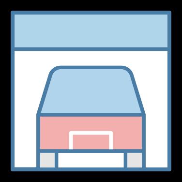 garage free icon