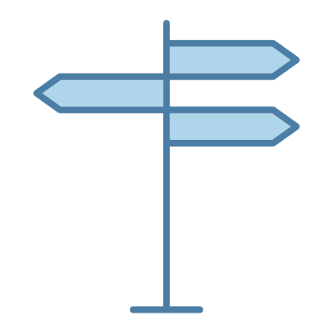 signpost free icon