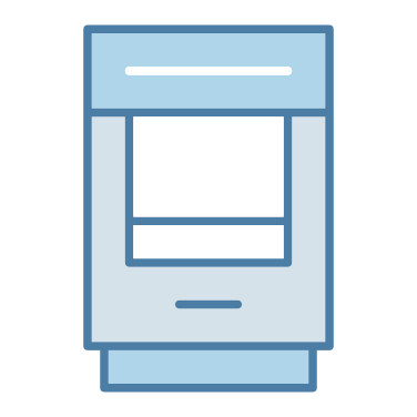 ticket machine free icon