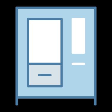 vending machine free icon