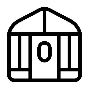 Greenhouse free icon