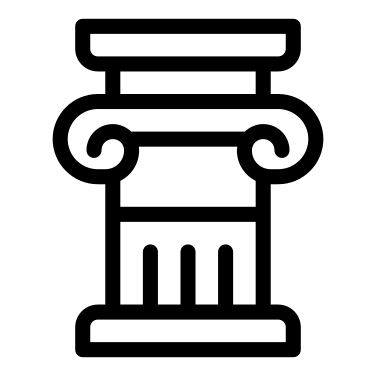 Pillar free icon