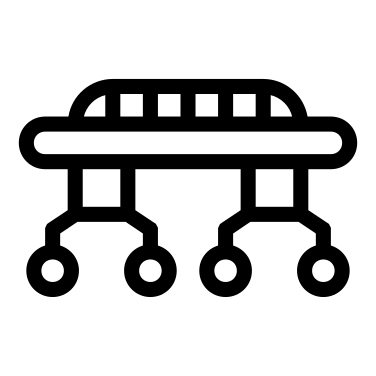 Stretcher free icon
