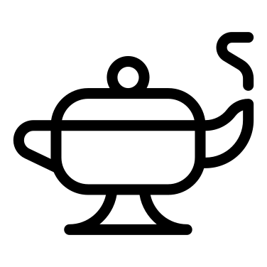 Genie lamp 5233169