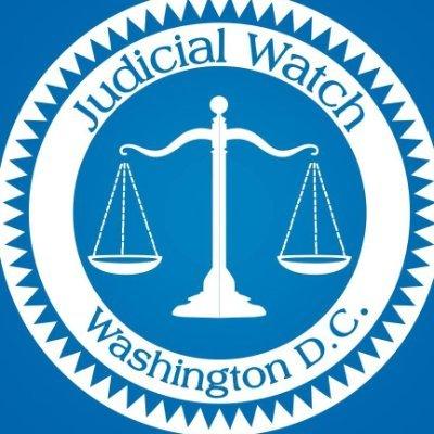@JudicialWatch