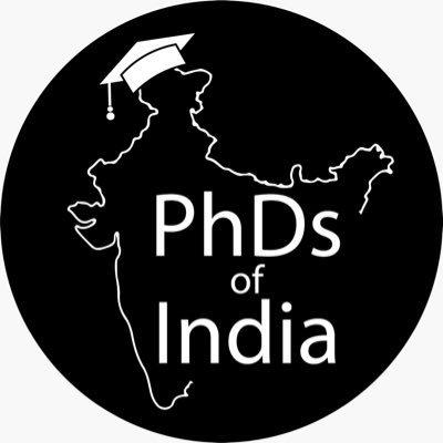 @PhDsofIndia
