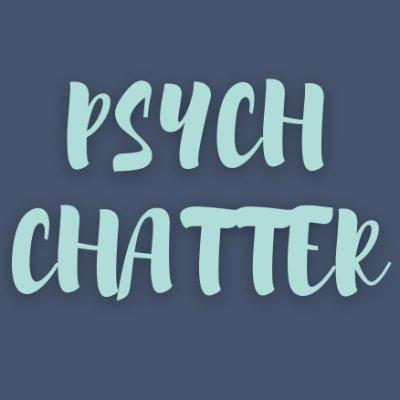 @PsychChatter