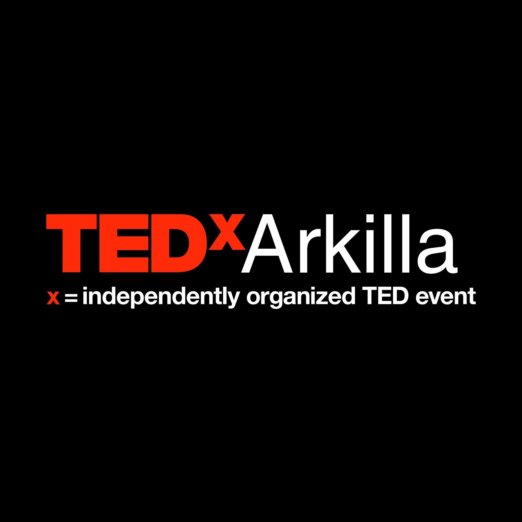 @TEDxArkilla