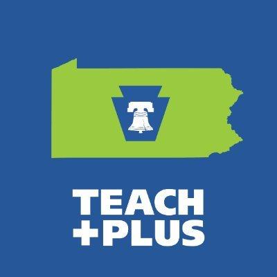 @TeachPlusPA
