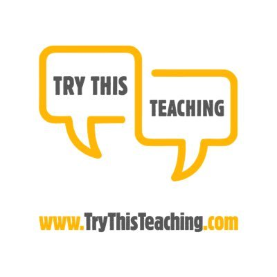 @TryThisTeaching