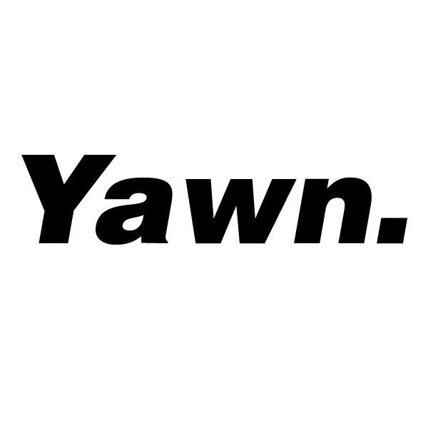 @Yawn4me