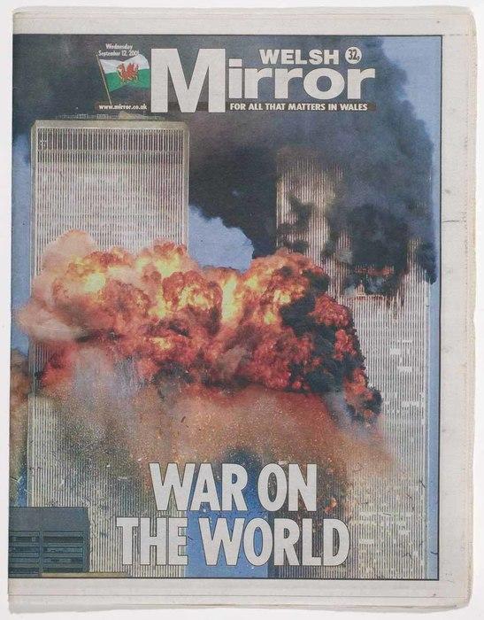 Newspaper: War on the World