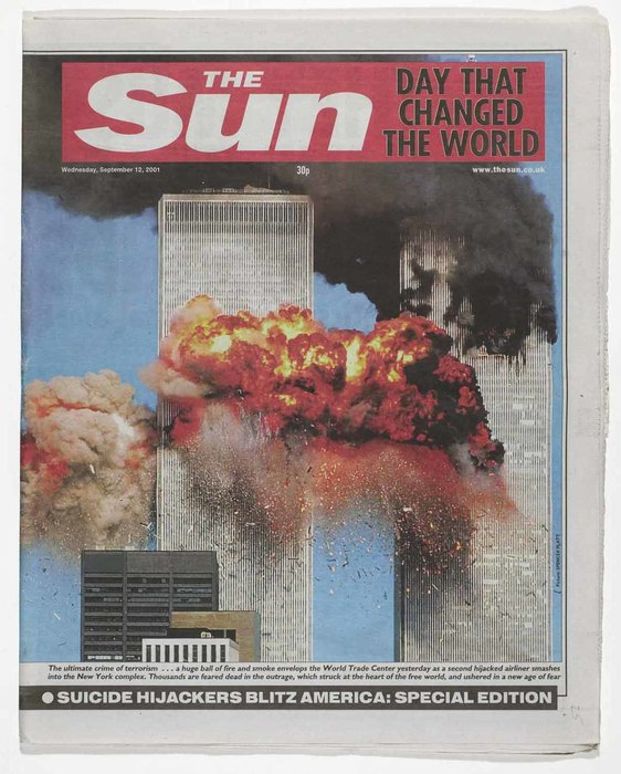 Newspaper: Day That Changed the World