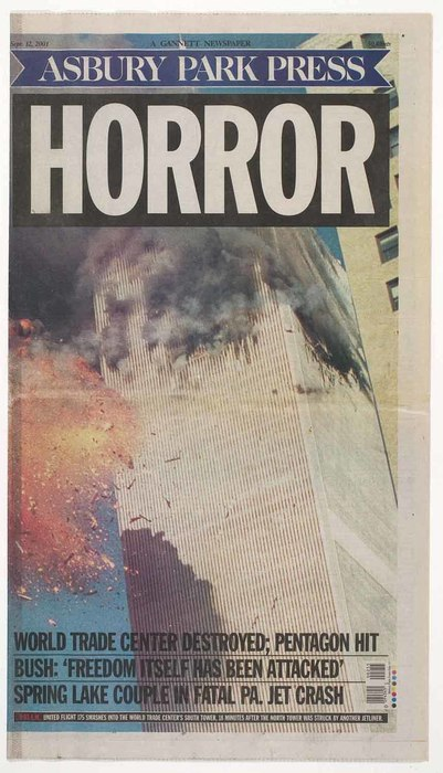Newspaper: Horror