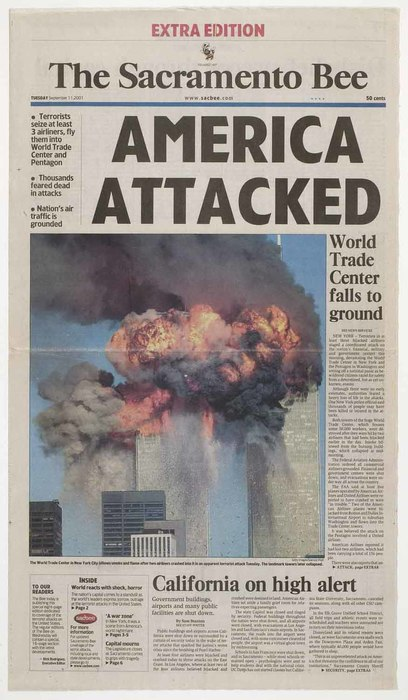 Newspaper: American Attacked