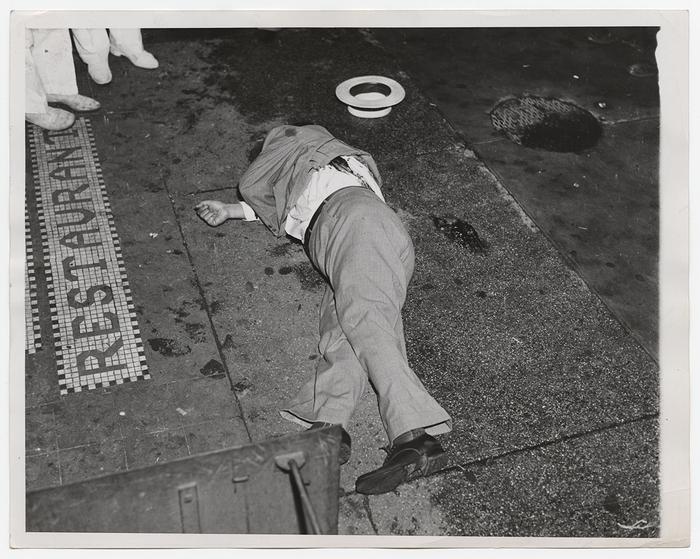 [Body of Dominick Didato, New York]
