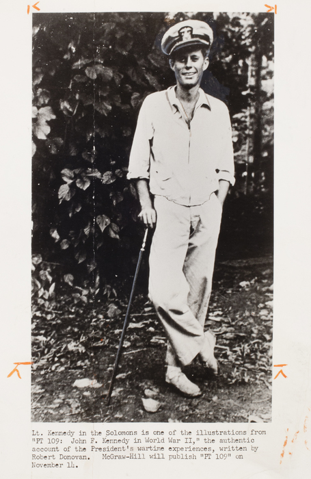 [John F. Kennedy, Solomon Islands]