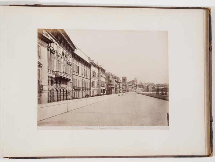 Genova Terrazzo Di Marmo International Center Of Photography