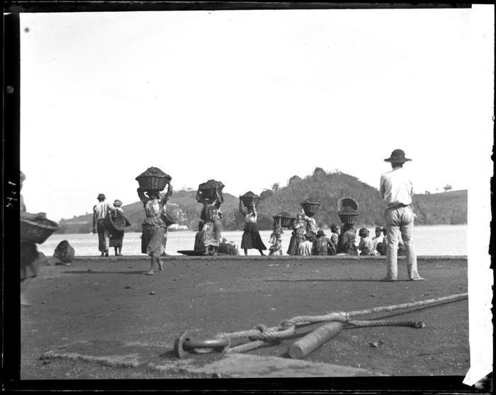 [Coal carriers, St. Lucia]