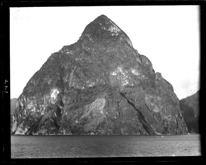 [Pitons, St. Lucia]