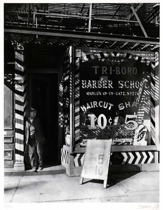 Tri-Boro Barber School, 264 Bowery