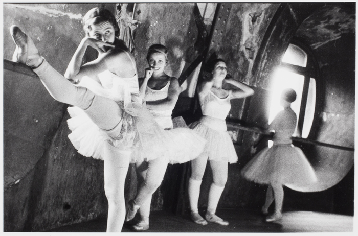 Ballet Practice at the Grand Opera, Paris