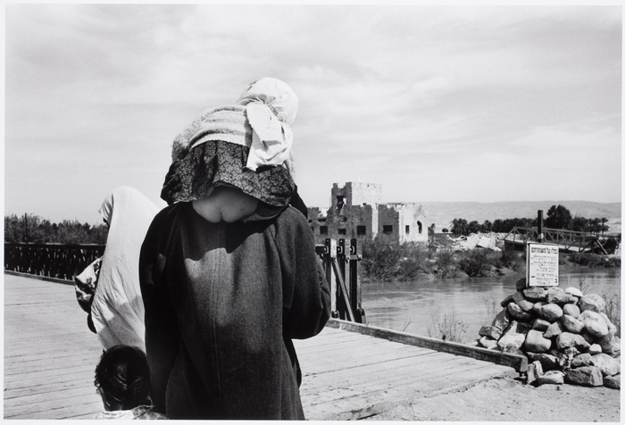Refugees, Allenby Bridge