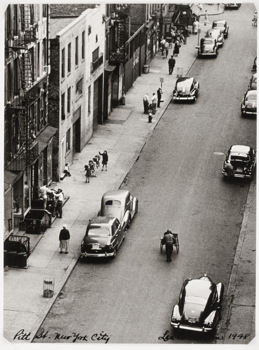 Pitt Street, New York