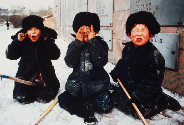 Ulon Uda, Siberia