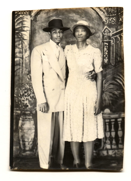 [Unidentified Man and Woman]