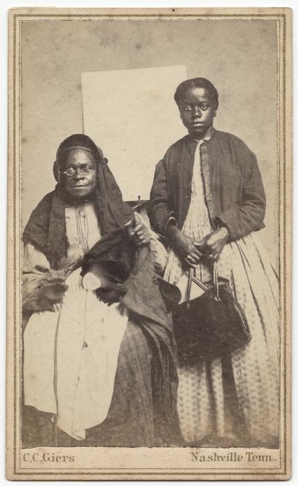 [Two Unidentified Women]