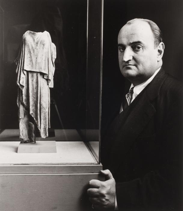Francis Henry Taylor, New York