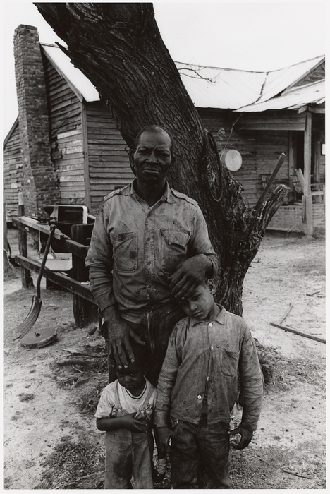 Black Americans, Alabama, USA.