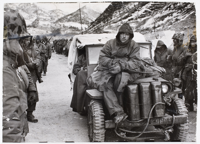 Through the mountains: Allied evacuation of Hungnam, Korea