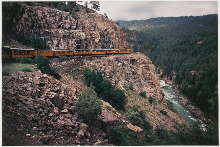 Durango, Silverton railroad, Colorado