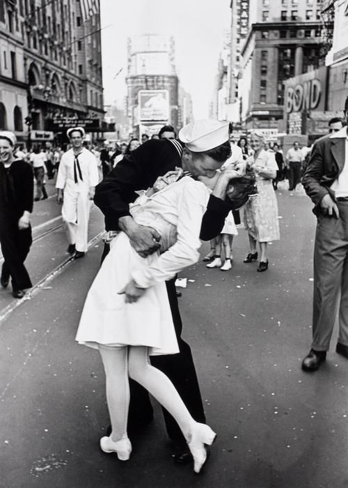 V-J Day at Times Square, New York City