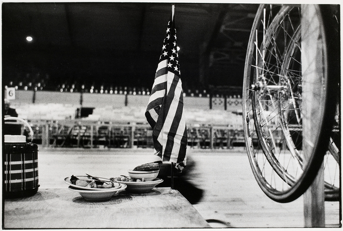 6 Day Bicycle Race, Madison Square Garden