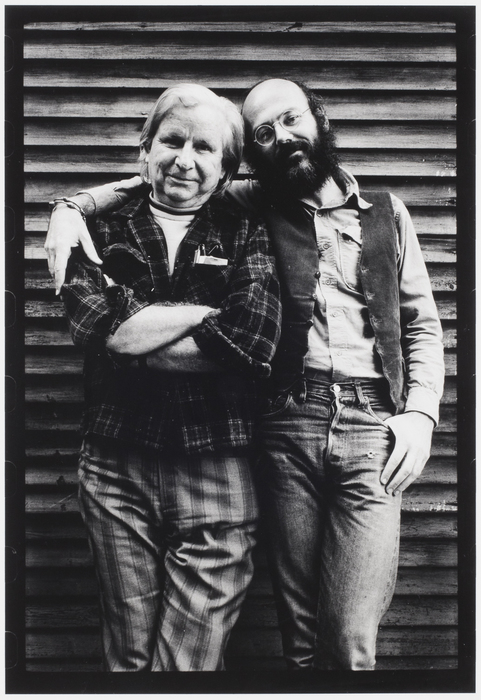 Morris Kight and Don Kilhefner, Directors of the Gay Community Services Center, Los Angeles