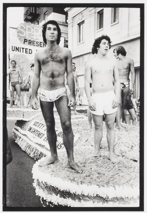 Gay Liberation Parade, The Spree Float, Hollywood