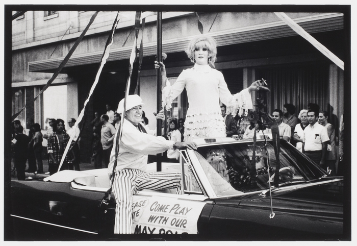 Come Play with our May Doll, Gay Liberation Parade, Hollywood